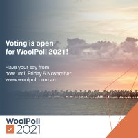 Time to cast your vote for wool's future